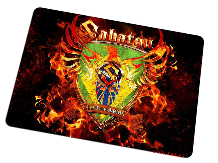 sabaton mouse pad cheapest gaming mousepad large gamer mouse mat pad game computer desk padmouse keyboard play mats