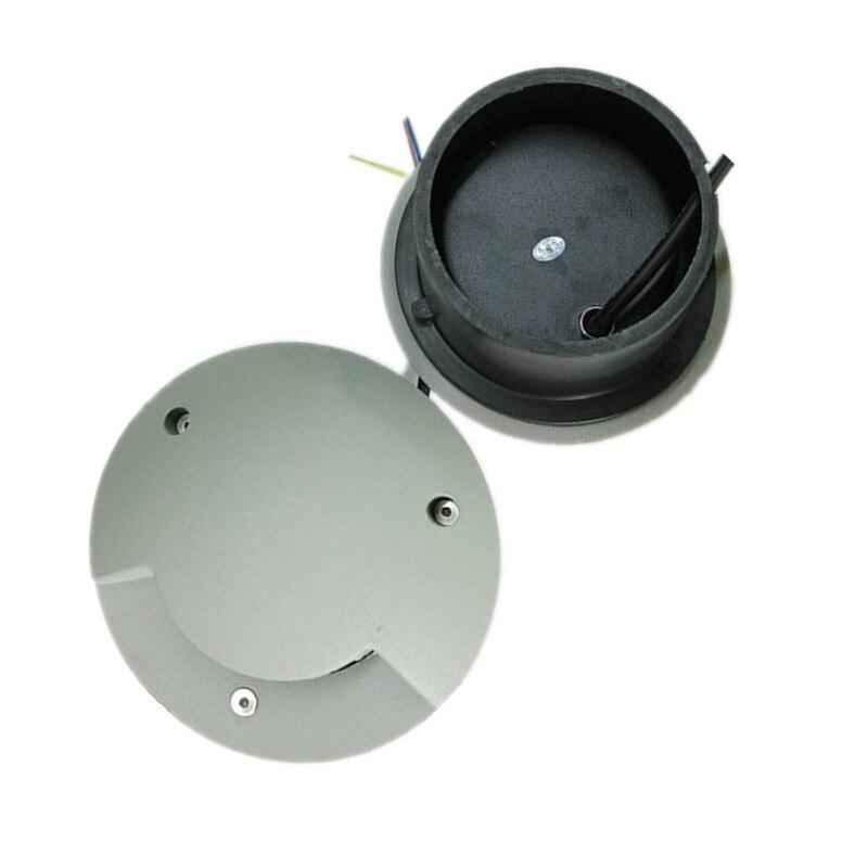 Livraison gratuite 6 W blanc chaud/blanc pur/blanc froid LED lampe enterrée étanche éclairage extérieur LED lampes souterraines