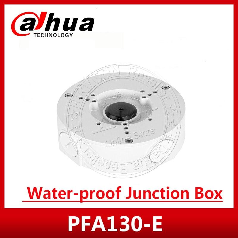 Dahua PFA130-E Water-proof Junction Box For Dahua IP Camera Neat & Integrated Design Aluminum IP66 Bracket