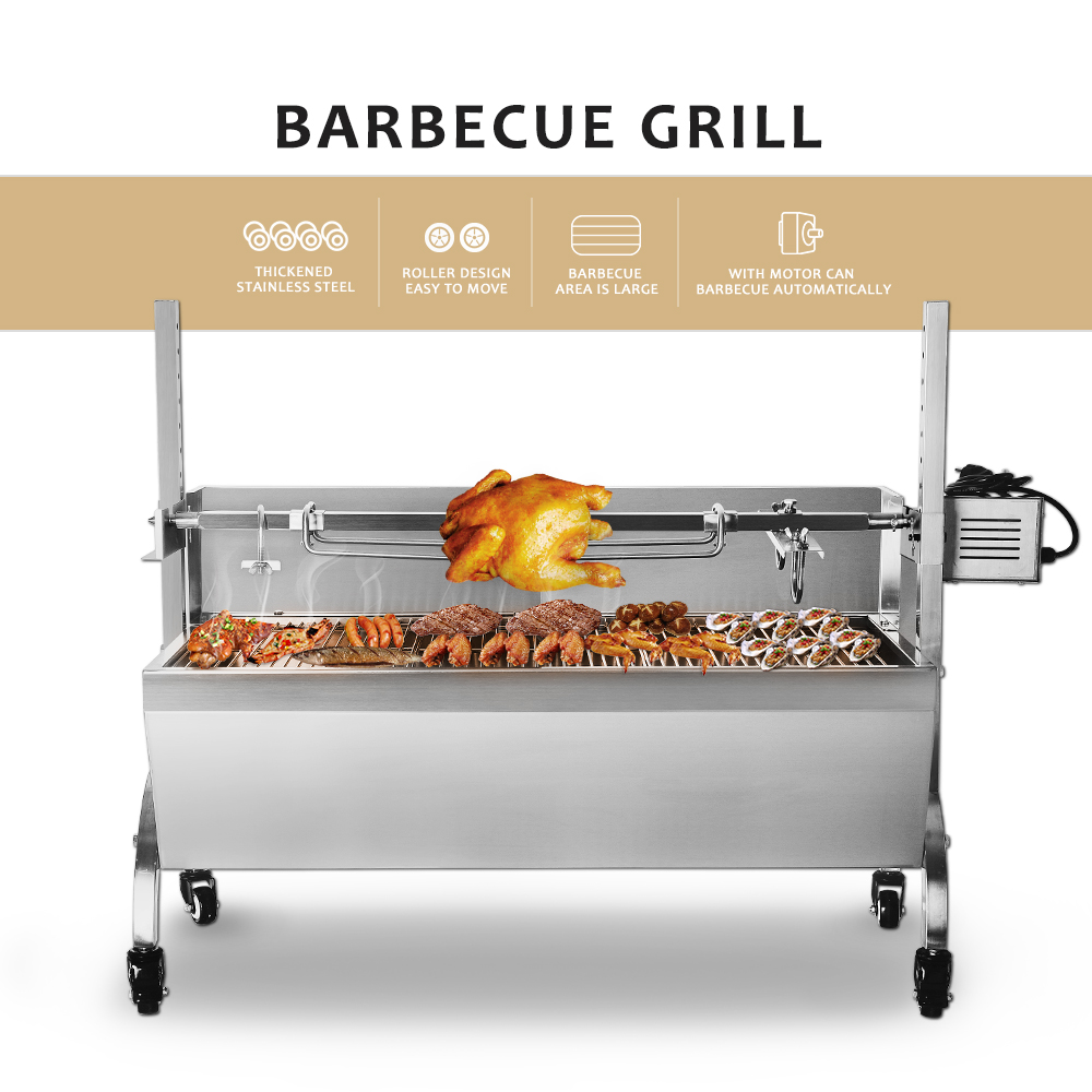 Grille de Barbecue électrique multifonction ITOP et grilles électriques grille de Barbecue commerciale - 3