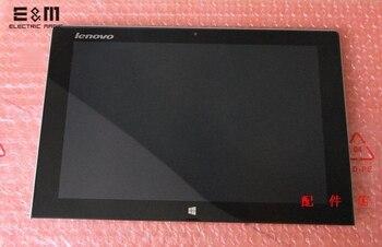 E & M 10 pulgadas miix 2 10 módulo LCD para el grado AAA calidad Asamblea pantalla táctil con digitalizador marcos para miix2 Tablets PC