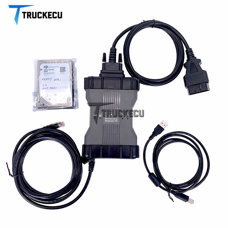 VXDIAG C6 for BENZ star C6 Multiplexer replace mb sd c4 c5 for MB car truck Diagnostic Tool xentry das wis epc in HDDVXDIAG C6 for BENZ star C6 Multiplexer replace mb sd c4 c5 for MB car truck Diagnostic Tool xentry das wis epc in HDD