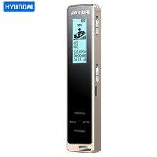 Yescool HY-K608 Профессиональное аудио цифровой диктофон умный голосовой активированный Nocies снижение Диктофон поддержка MP3 плеер