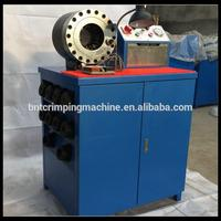 BNT50 Crimping 1 4 To 2 Crimping Swaging Machine For Hydraulic Pipe