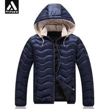 Men's Winter Jacket Plus Size 7XL 6XL 5XL Fashion Warm Parka Coat Brand New Arrival Men Desinger Hooded Down Jackets