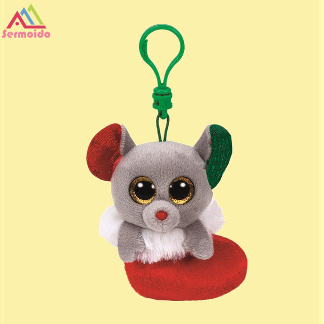 Sermoido Ty 3 Holiday Baby Bundles The Mouse Christmas Mouse Clip