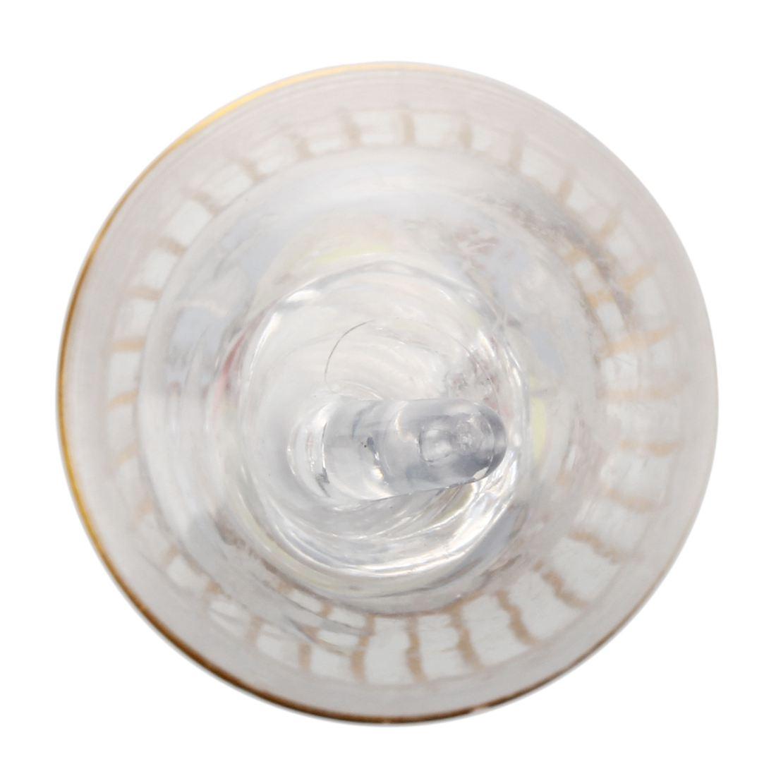 Brand New B22 3W Warm White LED Candelabra Chandelier Candle Light Bulb Base type ; Wattage:B22 Golden 3W Light Color:Warm White