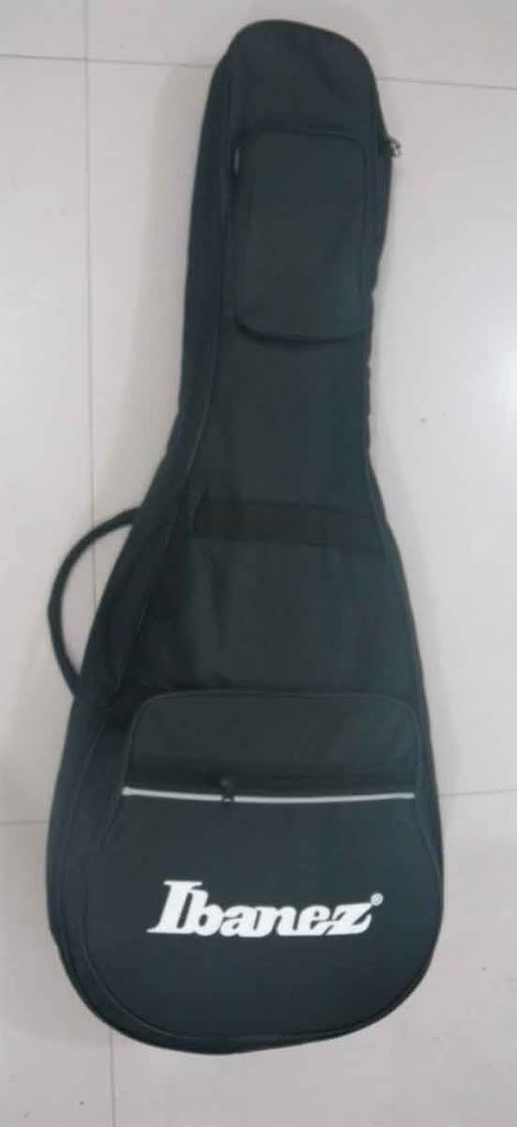 41'' Acoustic Guitar Case Bag Waterproof Durable 2# astraca deluxe brown black 40 41 acoustic guitar bag 600d nylon oxford guitar soft case gig bag 10mm thicken