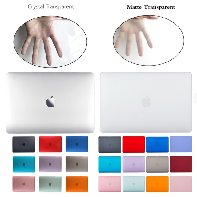 MMYX laptop Case For APPle MacBook Air Pro 13 Retina 13.3 inch with Touch Bar 2018 New model A1989 New Air 13 model A1932 Cover