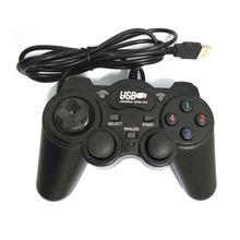 Wired USB 2.zero Black Gamepad Joystick Joypad Gamepad Sport Controller For PC Laptop computer Pc For Win7/eight/10 XP/For Vista