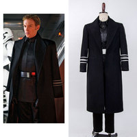 2017 New Star Wars VII The Force Awakens General Hux Cosplay Costume For Halloween Party For