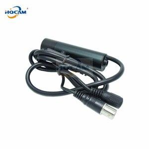 Image 3 - HQCAM obiektyw 25mm z SONY effio e 700TVL CCD kolor menu OSD Mini Bullet kamery na zewnątrz wodoodporna kamera bezpieczeństwa 960 H 4140 + 810 \ 811