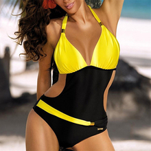 2019 Sexy Swimsuit Women Swimwear One Piece Halter One Piece Push Up Swimsuit Bandage Bathing Suit Wear Female Beachwear бейсболка new era new era ne001cuaybx3