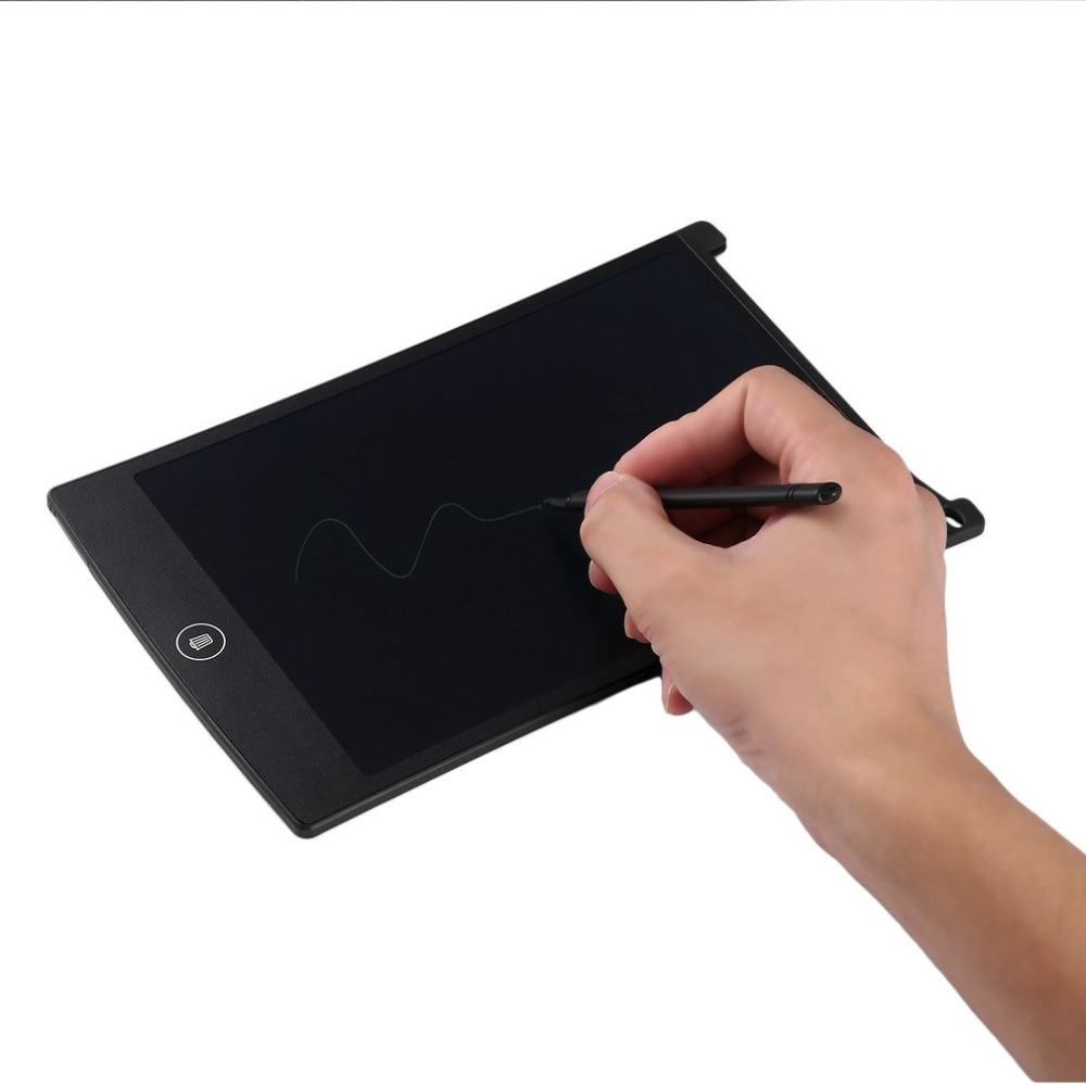 8.5 Black LCD eWriter Tablet Writting Drawing Pad Memo Message Board Notepad & Stylus Portable Board ePaper Handwriting Pad ...