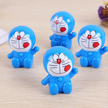 Novel Kawaii Doraemon pencil sharpener Child gift Office School Supplies Pencils Writing Pencil Sharpeners Creative stationery