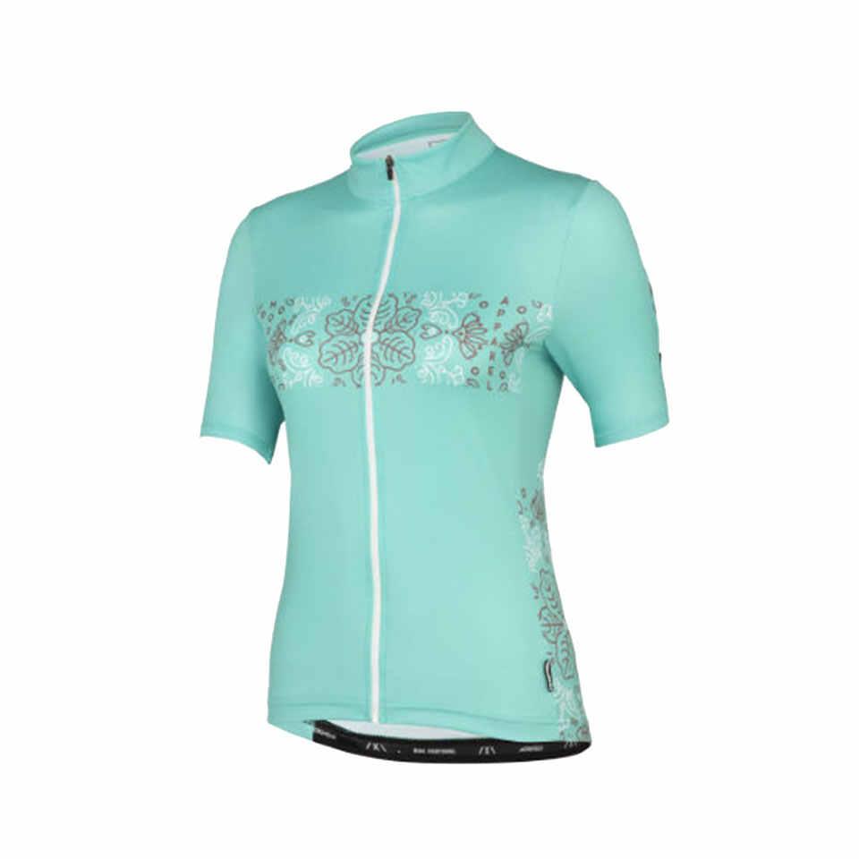 2019 Morvelo Camisa de Ciclismo Das Mulheres meninas Verão Camisa de Manga Curta Da Bicicleta Da Estrada MTB bicicleta ropa ciclismo Roupas Esportes Ao Ar Livre