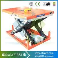 Single Scissor Electric Lifting Table