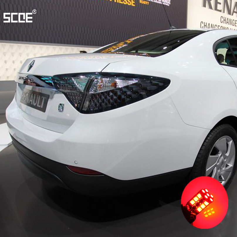 Renault Fluence For Fluence withXenon SCOE 2015 2X 30SMD LED - Ավտոմեքենայի լույսեր - Լուսանկար 1