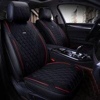 car seat cover vehicle chair leather case accessories for skoda rapid superb toyota auris c hr chr hilux land cruiser prius rav4