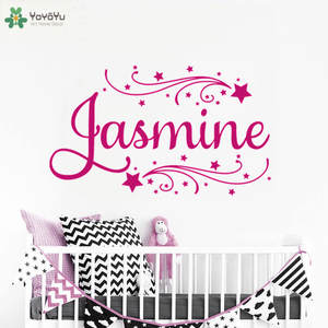 Wall Decal Vinyl Wall Stickers For Kids Rooms Girls Decor