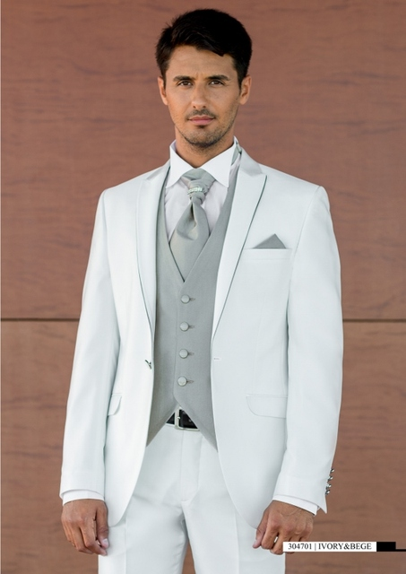 Are you looking for a Women's White Suit, Men's White Suit, or Boys White Suit? Find it at Macy's. Macy's Presents: The Edit- A curated mix of fashion and inspiration Check It Out. Free Shipping with $75 purchase + Free Store Pickup. Contiguous US. Sean John Men's Classic-Fit White Solid Tuxedo Jacket.