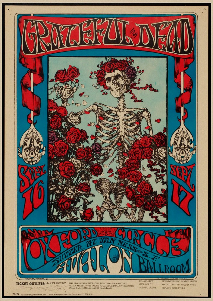 classic band combination thanksgiving to death retro poster