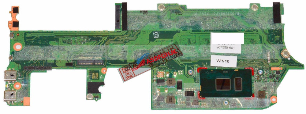 Orijinal HP 13-W Laptop Anakart i7-7500U ILE 8 GB 2.7 GHz CPU 907559-601 DA0X31MBAF0 tamamen testOrijinal HP 13-W Laptop Anakart i7-7500U ILE 8 GB 2.7 GHz CPU 907559-601 DA0X31MBAF0 tamamen test