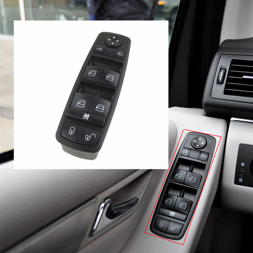New Electric Power Window Switch For Benz B-Klasse W245 <font><b>A1698206610</b></font> A169 820 66 10 1698206610 image