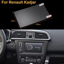 Trasporto libero Temperato pellicola auto pellicola protettiva dello schermo per renault Kadjar 2015 2016 2017 2018