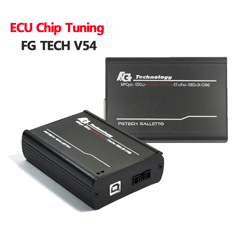 ФОТО New FGTech Galletto 4 Master BDM-TriCore-OBD FG V54 Fg Tech V54 Auto ECU Chip Tuning Tool Support BDM Function JC5