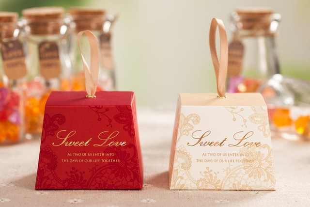 Fast Delivery Wedding Favor 20 Pcslot Factory Directly Sale