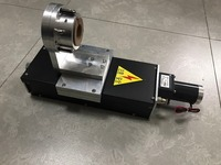 DC 24V motor Z axis 3000mm/min working stroke 130mm for high speed desktop plasma cutting machine