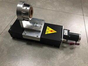 Image 1 - DC 24V motor Z axis 3000mm/min working stroke 130mm for high speed desktop plasma cutting machine