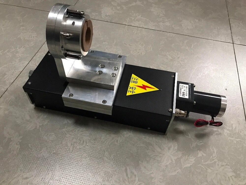 Moteur de c. C 24V z-axe 3000 mm/min course fonctionnante 130mm pour la découpeuse à grande vitesse de plasma de bureau