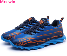 Spring Men Women Running Shoes Outdoor Antiskid Jogging Tourism Sneakers Walking Athletic Shoes Unique Trend Sports Shoes