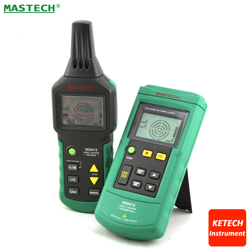 Cable Locator For Home Use : Ms wire cable tracker finder metal pipe locator