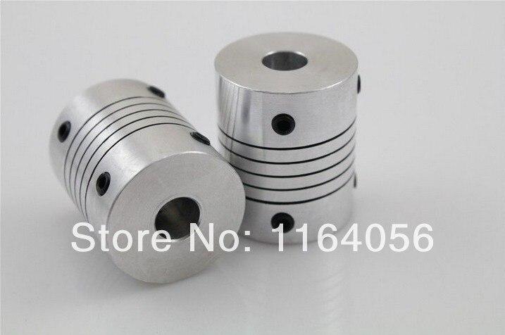 DR 6mm x 8mm CNC Flexible Coupling Shaft Coupler Encode Connector D20 L25