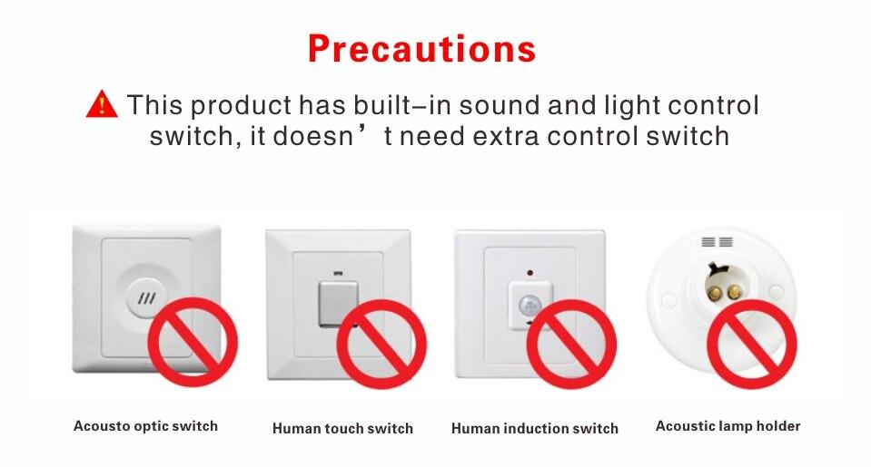 Светодиодная лампа 3W, 5 Вт, 7 Вт, 9 Вт, PIR датчик движения, лампа переменного тока, 220 В, 230 В, авто, умный Led PIR инфракрасный светильник для тела, E27, светильник с датчиком движения