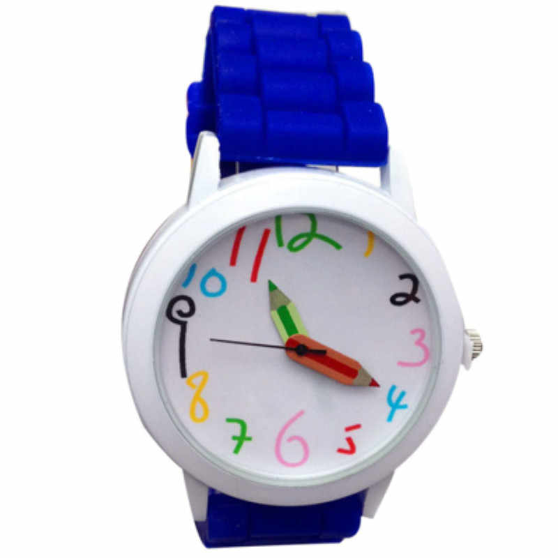 18e6dd2c Подробнее Обратная связь Вопросы о Силиконовые часы женские модные  кварцевые часы для мальчиков детские часы для девочек красивые студенты  Универсальные ...