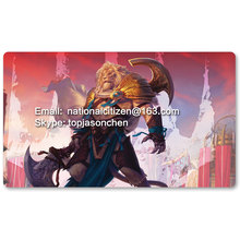 AJANI, UNYIELDING - MTG Board Game Mat Table Mat for Magic the Gathering Play Mat Mouse Mat magic the gathering настольная игра амонхет