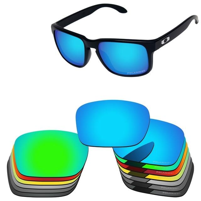 14470b56cb9b8 PapaViva Polycarbonate POLARIZED Replacement Lenses for Authentic Holbrook  Sunglasses - Multiple Options