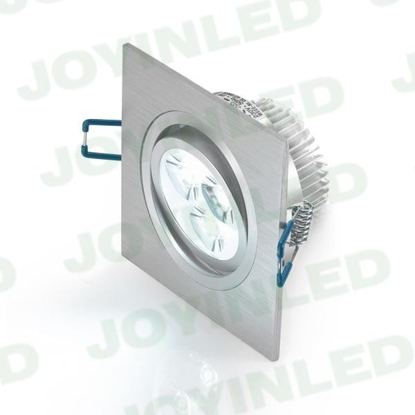 Dritat e tavanit LED 3 * 1W Dritat e tavanit 320-360lumen Downlight - Ndriçimit të brendshëm - Foto 4