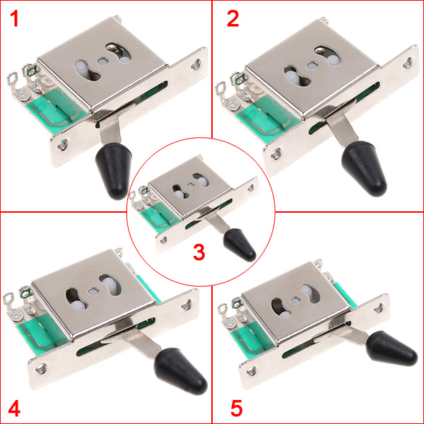 Famous Ibanez 5 Way Switch Small Excalibur Remote Start Installation Rectangular 3 Coil Pickup Bulldog Keyless Entry Installation Young 5 Way Switch Telecaster RedTsb Automotive 5 Way Pickup Selector Switches For Electric Guitar Musical ..