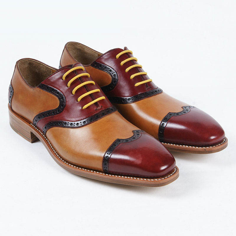 Aliexpress.com : Buy Goodyear new arrival men shoes handmade high ...