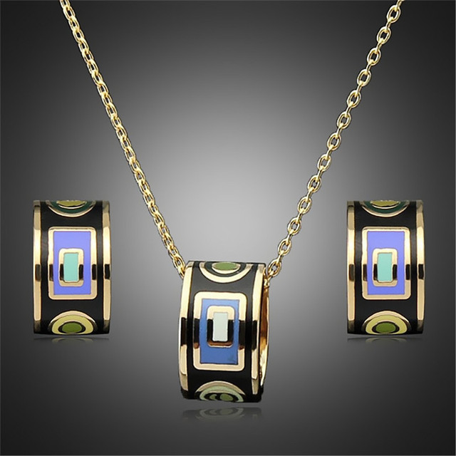 Statement Jewelry Set