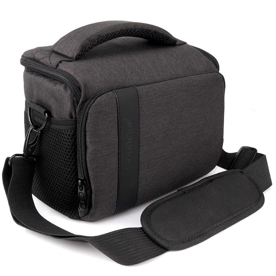 DSLR Камера сумка чехол для Canon EOS M100 M50 M6 M5 80D 800D 200D 77D 7D 6D 70D 60D 760D 750D 700D 500D SX540 SX60 SX50 SX30