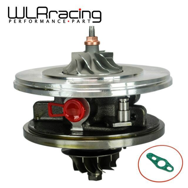 WLRING- Turbo cartridge GT1544V 753420 753420-5005S 750030 740821 0375J6 Turbo for Citroen Peugeot 1.6HDI 110HP 80KW WLR-TBC11 gt1544v turbo cartridge 753420 5005s 753420 5004s 207 307 407 1007 3008 5008 206 partner 1 6 hdi fap aaa turbocharger parts