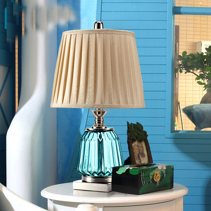 Online Get Cheap Salon Table Lamp -Aliexpress Alibaba Group - glass table lamps for living room