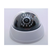 Fake Camera with IR Infrared LEDs Waterproof Fake dome Security Camera Fake CCTV Surveillance Camera