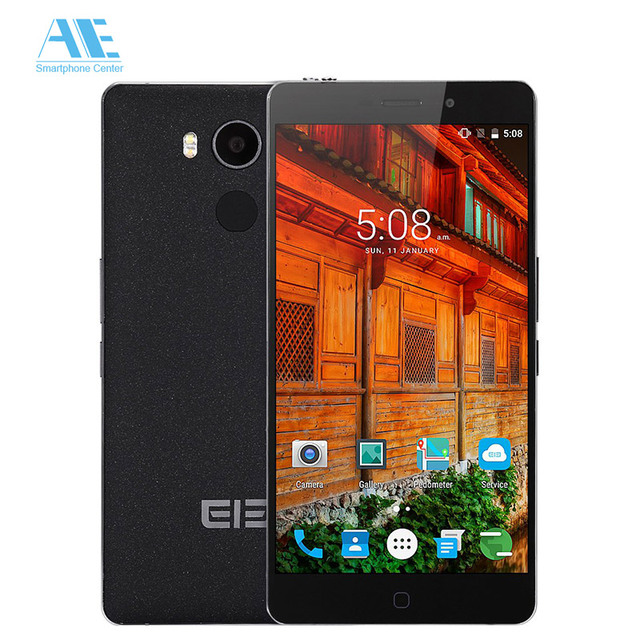 "P9000 4 Г RAM 32 Г ROM Elephone Мобильного Телефона MTK6755 Octa Ядро 5.5 ""1920x1080 FHD Android6.0 Смартфон Finger ID Мобильный Телефон"